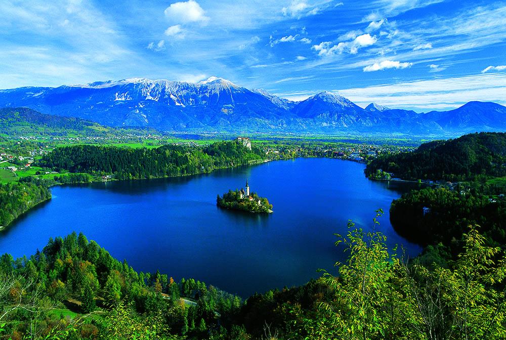 Bled golf Slovenia