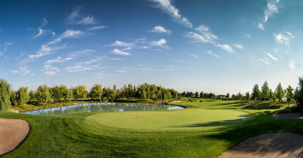 Kazakhstan golf PG Travel