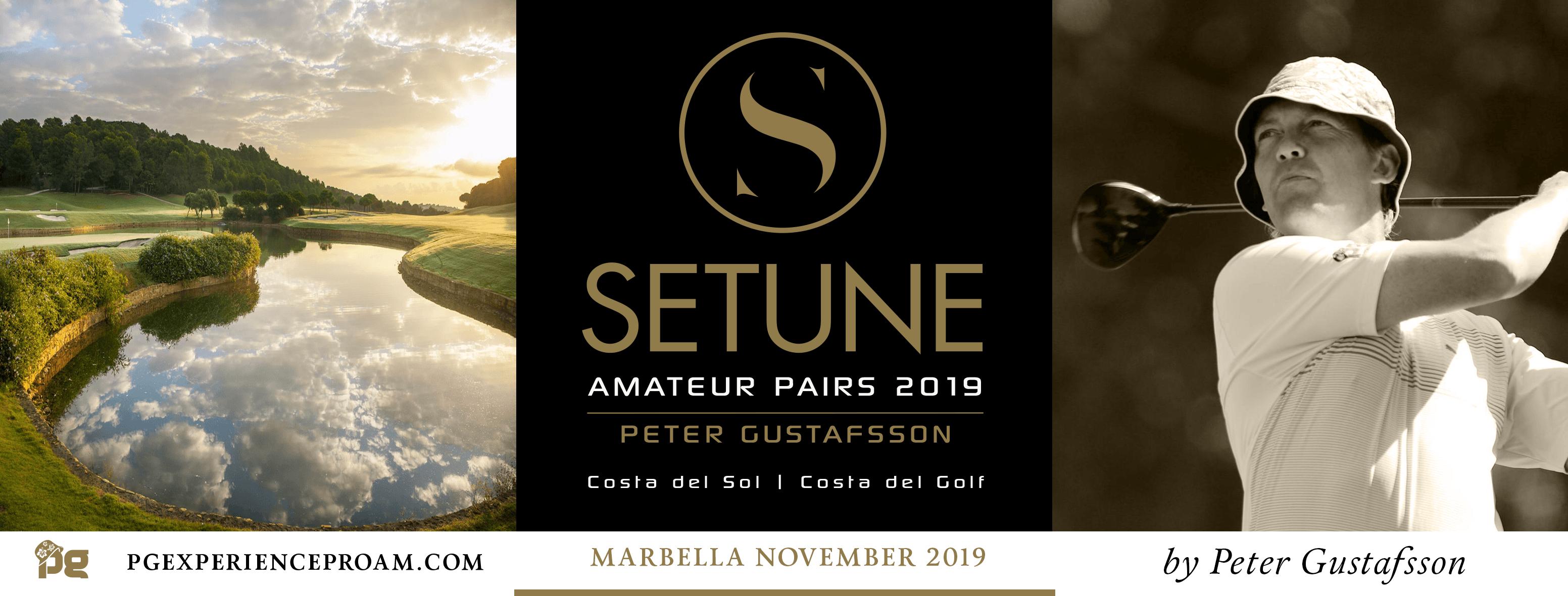 Setune Amateur Pairs 2019