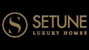 Setune luxury homes logo
