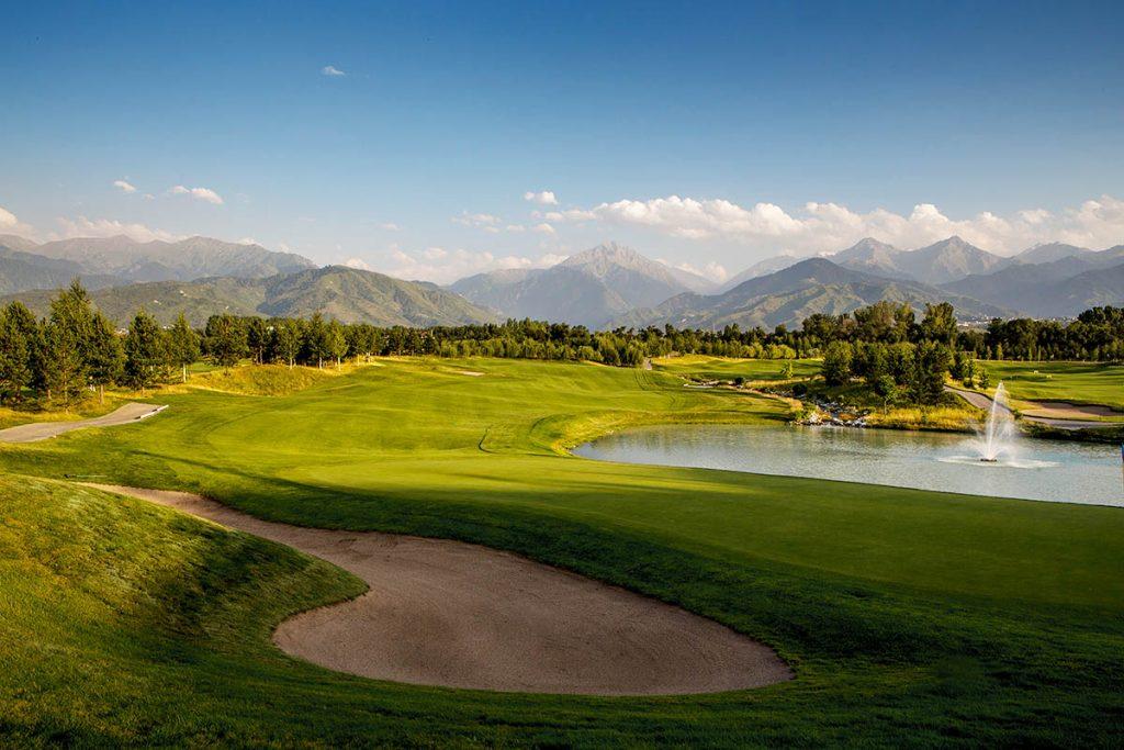 Kazakhstan golf PG Travel