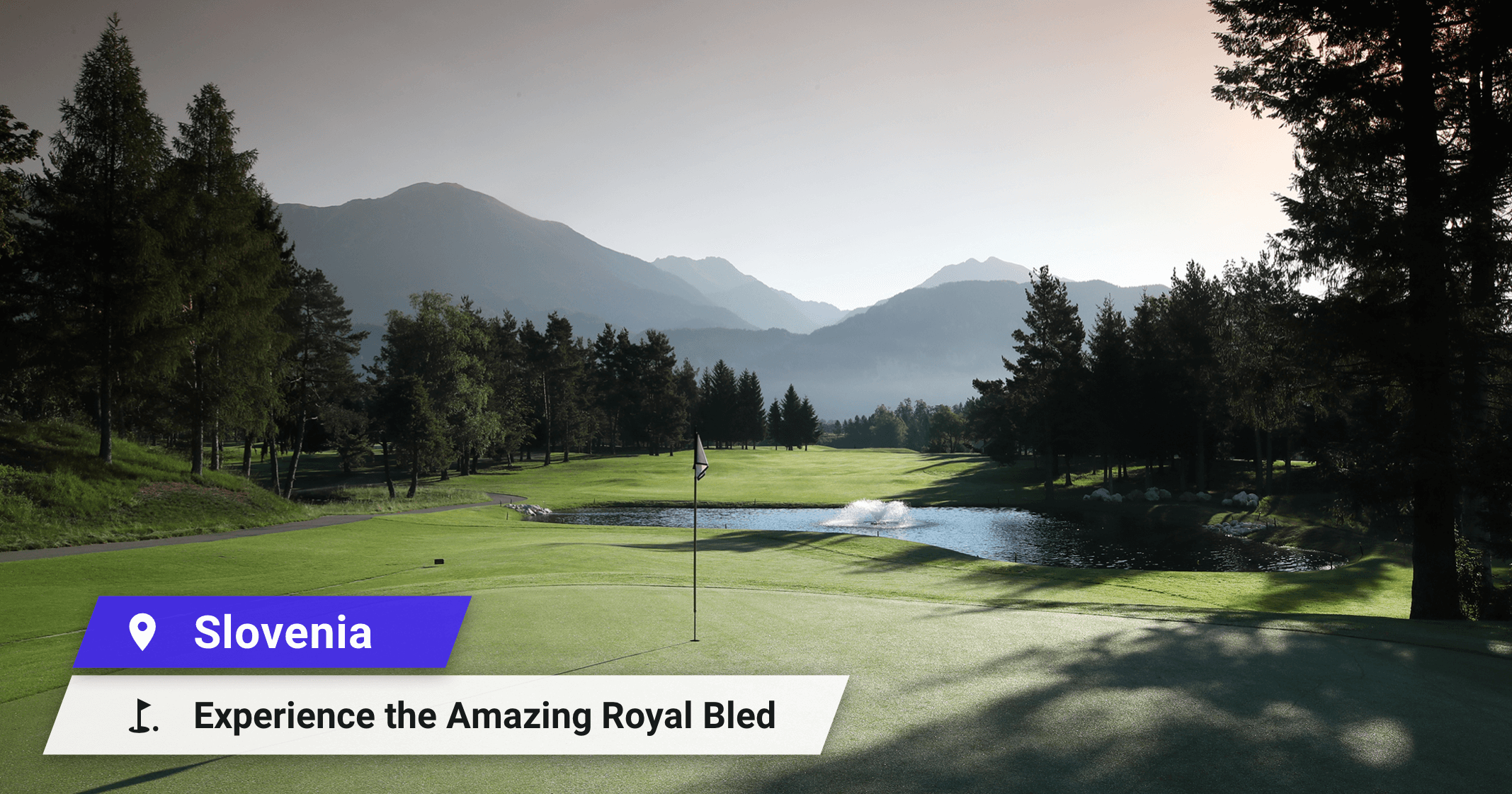 Experience the Amazing Royal Bled