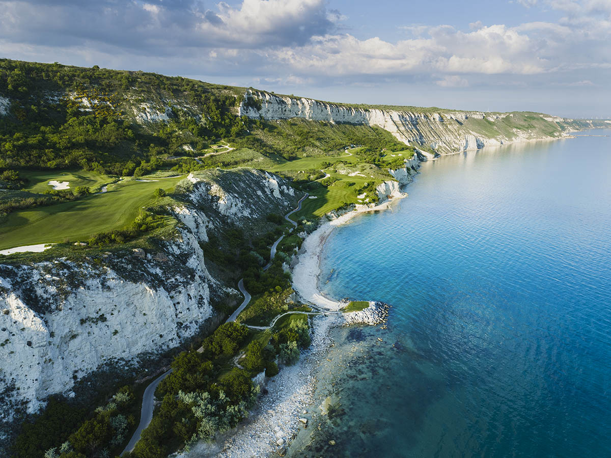 Thracian Cliff Bulgaria PG golf